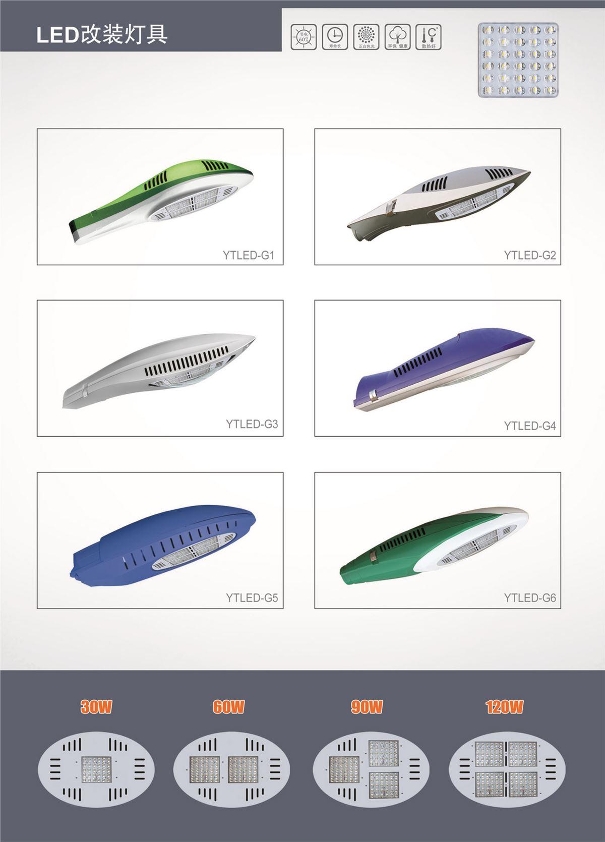 LED灯具系列012